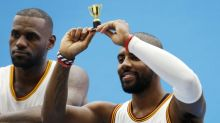 Kyrie Irving's teammates learned of his trade demand like the rest of us