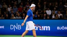 'Pretty patient' Shapovalov into first ATP final at Stockholm