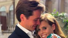 Princess Beatrice's official wedding photos have been released