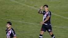 Santos fica na frente duas vezes mas cede empate ao Vasco