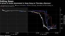 Buyer Beware: Hong Kong's $4.8 Billion Stock Wipeout Shows Risk