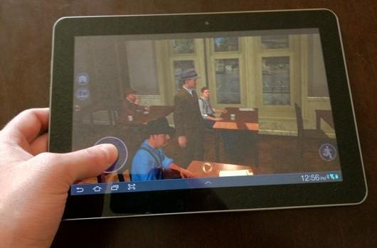 Hands-on with LA Noire on a tablet with OnLive