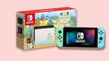 Amazon Has FINALLY Restocked Nintendo Switch Consoles That Can Ship Right Now