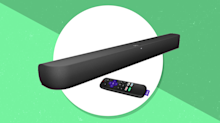 This Roku soundbar instantly turns your old TV into a smart TV—and it's on sale for nearly 20 percent off