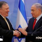Pompeo pays pre-election visit to Israel, cites close Trump-Netanyahu ties