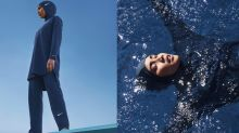 Nike to launch modest swimwear range which includes a hijab, tunic top and swim leggings