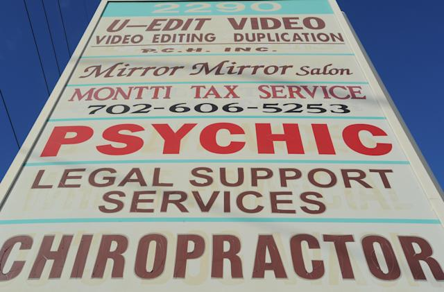 Three Vegas psychics predict the year in tech
