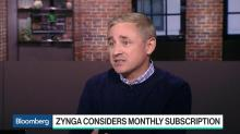 Zynga's New Games Will Help Drive Growth in Second Half, CEO Says