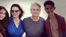 Las vacaciones mallorquinas de Michael Douglas y Catherine Zeta-Jones