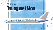 Her Art Here: United Unveils Winning Designs by Female Artists for Upcoming Aircraft Paint Job