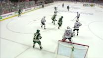 Wild score two late goals to put pressure on