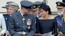 Harry and Meghan's Sweetly Held Hands at Their First Joint Engagement Of The Year