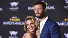 Elsa Pataky eclipsa a Chris Hemsworth en el estreno de 'Thor: Ragnarok'