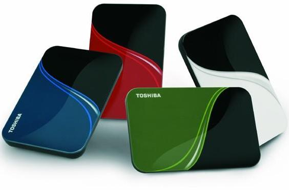 Toshiba intros 2.5-inch 5400RPM 640GB hard drive in internal / external flavors