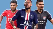 Foot - C1 - Consultation  : quel est votre meilleur onze du «Final 8» de la Ligue des champions ?