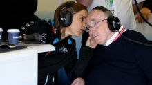 Frank and Claire Williams hand over reins of legendary F1 team
