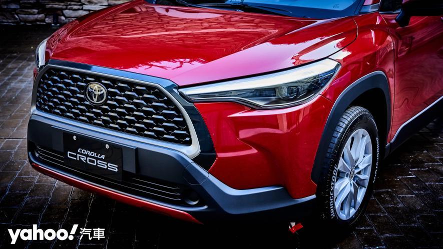 展現「武林盟主」氣勢的國產跨界新王者!2021 Toyota全新Corolla Cross正式發表! - 1