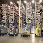 Amazon has turned warehouse tasks into a (literal) game