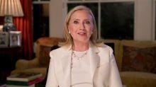 Hillary Clinton: 'I wish Donald Trump knew how to be a president'