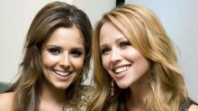 Kimberley Walsh hints that Cheryl IS pregnant with Liam Payne's baby