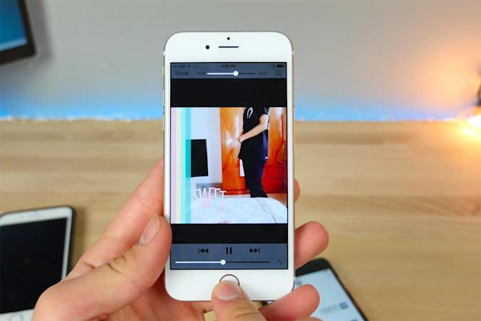 Maliciously crafted video can freeze your iOS device
