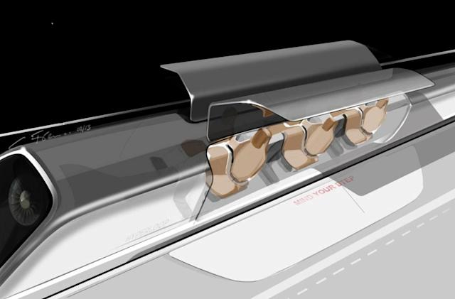 MIT students win Hyperloop pod design competition