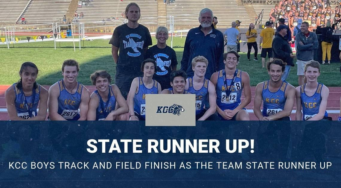 Here are final-day results from the Missouri and Kansas high school state track meets