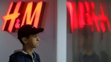 H&M shares tumble on surprise quarterly sales drop