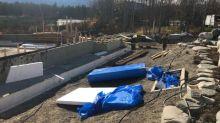 Yukon's Takhini Hot Pools gets demolished after 49 years
