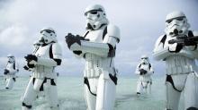 Now hiring: Disneyland stormtroopers, must be tall, slender