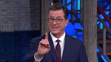 Colbert Exposes Trump's Plot To Ruin Your Father's Day