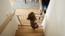 A third of children's stair gates fail safety tests, new research finds
