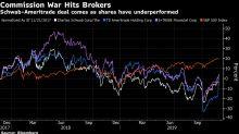 Schwab-Ameritrade Deal Seen Drawing Tough Antitrust Review