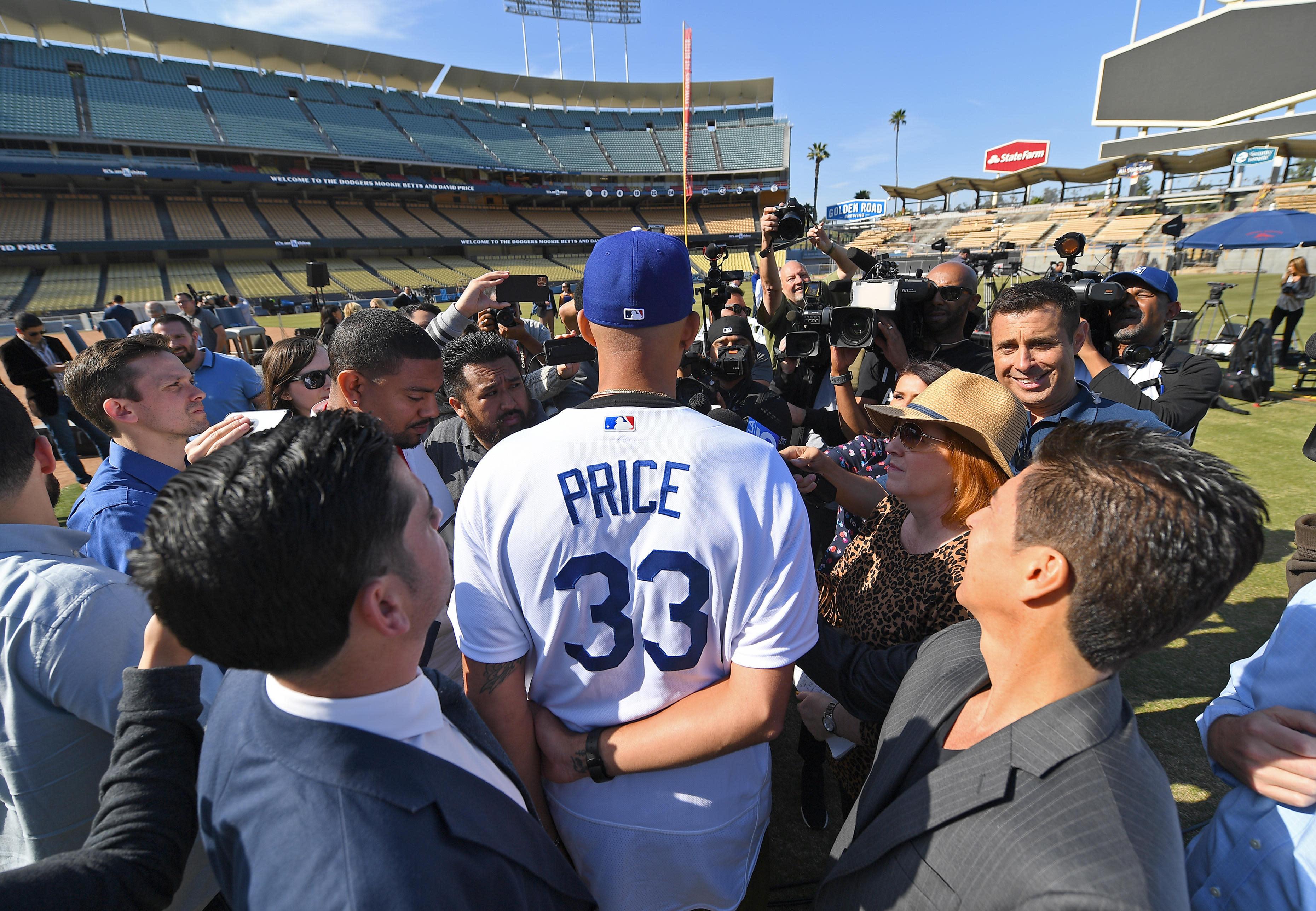 David Price opts out of 2020 MLB season