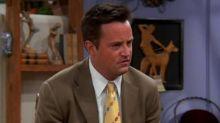 Eterno Chandler Bing, Matthew Perry diz ter pesadelos com volta de 'Friends'