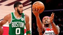 Bradley Beal works out with Jayson Tatum ahead of 2020-21 season