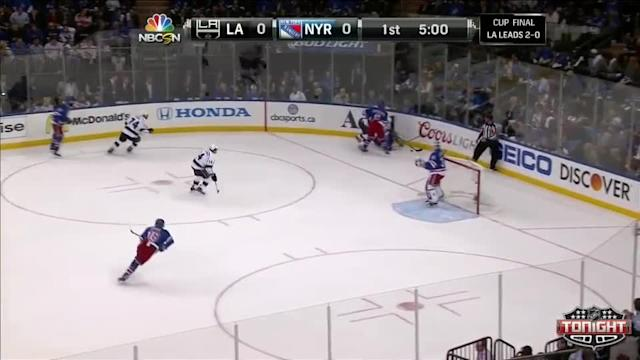 Los Angeles Kings at NY Rangers Rangers - 06/09/2014