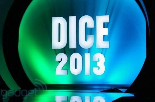 Watch talks from Gabe Newell to Ray Muzyka in the collected DICE 2013 presentations, right here