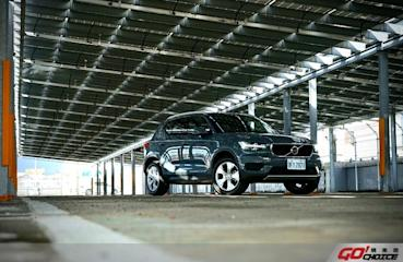迎戰豪華跨界主戰區 Volvo XC40 T3 Momentum