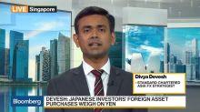 Yuan May Weaken Further in Next Few Months, StanChart's Devesh Says