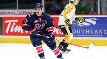 Leafs pick Adam Brooks eyes championship in last WHL season
