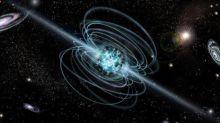 Descubrieron una estrella de neutrones que tiene el campo magnético más poderoso del universo