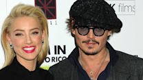 Johnny Depp Confirms Amber Heard Romance