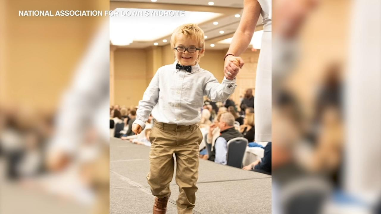 The National Association for Down Syndrome hopes to show off individuals' capabilities at its upcoming virtual fashion show.