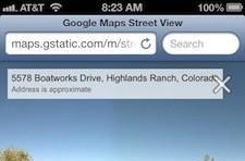 Google Street View is back on the iPhone, but it's not pretty