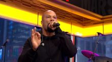 Common and Andra Day slay in impromptu freestyle performance after 'GMA'
