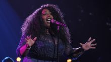Former Jennifer Hudson backup singer steps into the spotlight on 'Voice' top 12 show