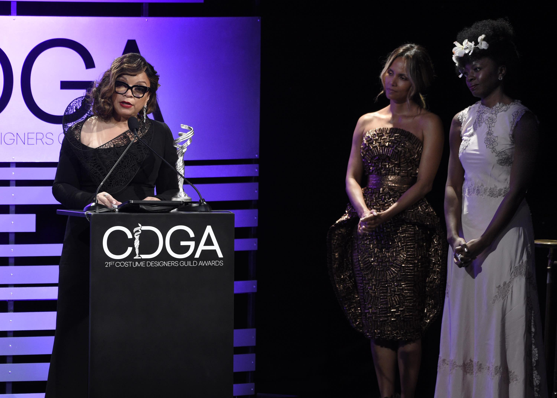 Costume Designers Guild Honors Ruth E Carter Glenn Close