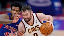 Detroit Pistons beat Cleveland Cavaliers, 109-105: Game thread replay
