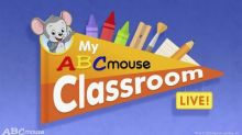 ABCmouse Brings Master Teachers and Daily Classroom Instruction into the Home with the Launch of My ABCmouse Classroom Live!
